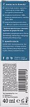 Feuchtigkeitsspendende Gesichtscreme LSF 10 - Tolpa Dermo Face Hydrativ SPF 10 — Bild N3