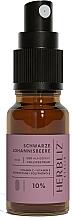 Düfte, Parfümerie und Kosmetik Mundspray Schwarze Johannisbeere 10% - Herbliz CBD Oil Mouth Spray 10%