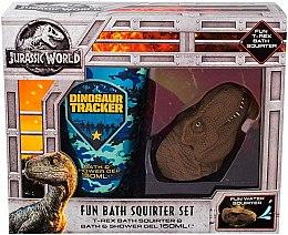 Düfte, Parfümerie und Kosmetik Körperpflegeset - Corsair Jurassic World (Duschgel 150ml + Spielzeug)