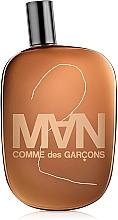 Düfte, Parfümerie und Kosmetik Comme des Garcons 2 Man - Eau de Toilette