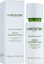 Düfte, Parfümerie und Kosmetik Tiefenreinigende Gesichtslotion für fettige Haut - La Biosthetique Methode Clarifiante Lotion Desincrustante