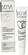 Düfte, Parfümerie und Kosmetik Konzentriertes aufhellendes Gesichtsserum - Bema Cosmetici Bema Love Bio Concentrated Skin Lightening Serum