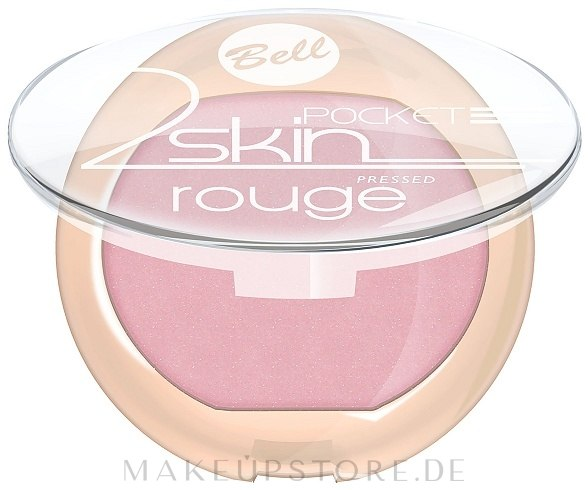 Kompaktrouge - Bell 2 Skin Pocket Rouge — Bild 51