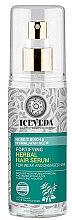 Düfte, Parfümerie und Kosmetik Haarserum - Natura Siberica Iceveda Nordic Birch&Hymalayan Neem Fortifying Herbal Hair Serum