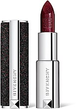 Düfte, Parfümerie und Kosmetik Lippenstift - Givenchy Le Rouge Night Noir