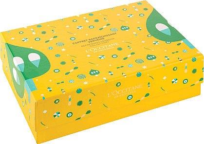 L'Occitane Verbena - Duftset (Eau de Toilette 10ml + Duschgel 250ml + Seife 50g + Körperlotion 70ml + Handcreme 30ml + Box) — Bild N2