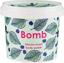 Düfte, Parfümerie und Kosmetik Körperpeeling mit schwarzer Johannisbeere - Bomb Cosmetics Blackcurrant Body Polish