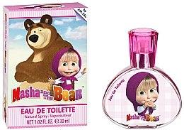 Air-Val International Masha and The Bear - Eau de Toilette — Bild N4