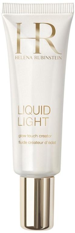 Verjüngendes Fluid für strahlende Gesichtshaut - Helena Rubinstein Liquid Light Glow Touch Creator — Bild N1