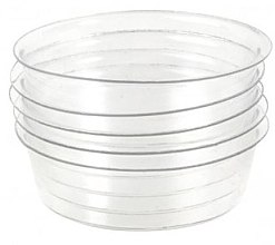 Düfte, Parfümerie und Kosmetik Färbeschalen 5 St. - Peggy Sage Plastics Disposable Mixing Cups
