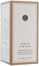 Düfte, Parfümerie und Kosmetik Gesichtsserum - Bulgarian Rose Lady's Joy Luxury Serum For Face