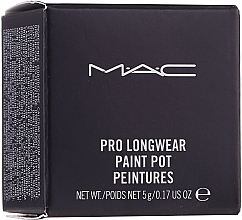 Düfte, Parfümerie und Kosmetik Cremige Lidschatten - MAC Pro Longwear Paint Pot Peintures