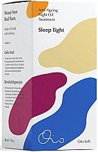 Anti-Aging Nachtsöl mit Preiselbeeren, Affenbrotbaum- und Sacha Inchi Samenöle - Oio Lab Sleep Tight Anti-Ageing Night Oil Treatment — Bild N2