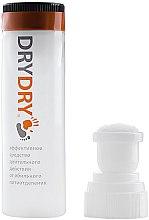 Langanhaltende Behnadlung gegen übermäßiges Schwitzen für Achseln, Füße und Hände - Excelsior Dry Dry — Bild N1