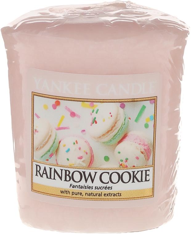 Votivkerze Rainbow Cookie - Yankee Candle Rainbow Cookie Sampler Votive