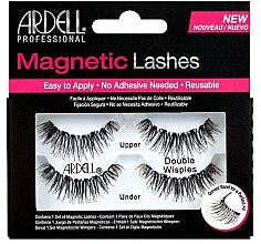 Düfte, Parfümerie und Kosmetik Künstliche Wimpern - Ardell Magnetic Strip Lash Double Wispies