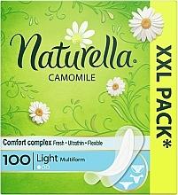 Düfte, Parfümerie und Kosmetik Slipeinlagen mit Kamille - Naturella Camomile Light