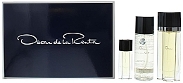 Düfte, Parfümerie und Kosmetik Oscar de la Renta Oscar - Duftset (Eau de Toilette 100ml + Körpernebel 250ml + Eau de Toilette 15ml)