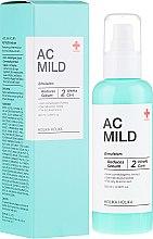 Düfte, Parfümerie und Kosmetik Beruhigende Gesichtsemulsion für Akne und unreine Haut - Holika Holika Skin and AC Mild Soothing Emulsion