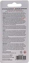 Künstliche Fingernägel French inkl. Kleber 74059 - Top Choice — Bild N2