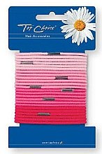 Düfte, Parfümerie und Kosmetik Haargummi-Set 21053 pink - Top Choice