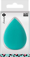 Düfte, Parfümerie und Kosmetik Make-up Schwamm 3D Wild türkis - Beauty Look
