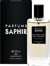 Düfte, Parfümerie und Kosmetik Saphir Parfums Excentric Man - Eau de Parfum