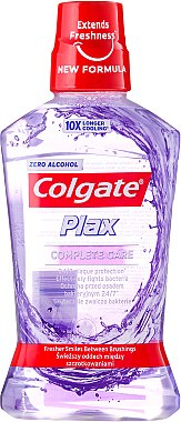 Mundwasser - Colgate Plax Complete Care — Bild N1