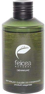 Natürlicher Make-up-Entferner für alle Hauttypen - Felicea Natural Makeup Remover Oil — Bild N1