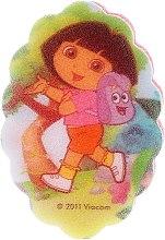 Düfte, Parfümerie und Kosmetik Kinder-Badeschwamm Dora 169-3 - Suavipiel Dora Bath Sponge