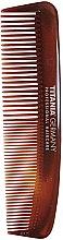 Düfte, Parfümerie und Kosmetik Haarkamm für Männer 12,5 cm braun - Titania Havannah