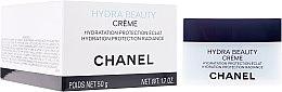 Düfte, Parfümerie und Kosmetik Feuchtigkeitsspendende Gesichtscreme - Chanel Hydra Beauty Hydratation Protection Radiance Creme