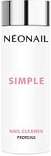 Düfte, Parfümerie und Kosmetik Nagelentfetter - NeoNail Professional Simple Nail Cleaner Proteins