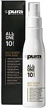 Düfte, Parfümerie und Kosmetik 10in1 Haarmaske in Sprayform mit Goji-Beeren und Kirschen - Pura Kosmetica All in One