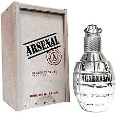 Düfte, Parfümerie und Kosmetik Gilles Cantuel Arsenal - Eau de Parfum