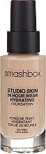 Düfte, Parfümerie und Kosmetik Feuchtigkeitsspendende Foundation - Smashbox Studio Skin 24 Hour Wear Hydrating Foundation