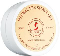 Düfte, Parfümerie und Kosmetik Bartgel vor dem Rasieren - Taylor of Old Bond Street Herbal Pre-Shave Gel