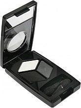 Düfte, Parfümerie und Kosmetik Lidschatten 3 Farben - Karaja Diamonds Eyeshadow