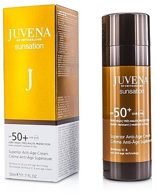 Körpercreme - Juvena Sunsation Superior Anti-Age Cream Spf 50+ — Bild N1