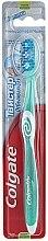Düfte, Parfümerie und Kosmetik Zahnbürste mittel Whitening türkis-weiß - Colgate Whitening Medium Toothbrush