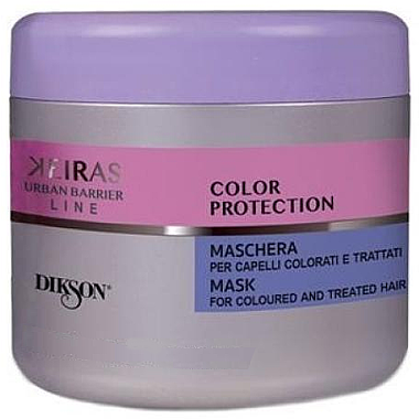 Farbschützende Haarmaske - Dikson Kerais Color Protections Mask — Bild N1