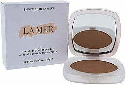 Düfte, Parfümerie und Kosmetik Gepresster Puder gegen Problemhaut - La Mer The Sheer Pressed Powder