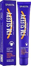 Düfte, Parfümerie und Kosmetik Natürliche Nacht-Zahnpasta zu umfassendem Schutz und Pflege mit antibakterieller Wirkung - Spasta I Am Sleepy Toothpaste