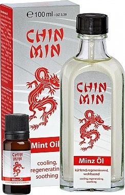 Kühlendes, regenerierendes und wohltuendste Minzöl für den Körper - Styx Naturcosmetic Chin Min Minz Oil — Bild N1