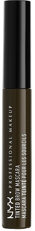 Getöntes Augenbrauengel - NYX Professional Makeup Tinted Eyebrow Mascara Gel