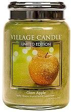 Duftkerze Glam Apple - Village Candle Glam Apple Glass Jar — Bild N1