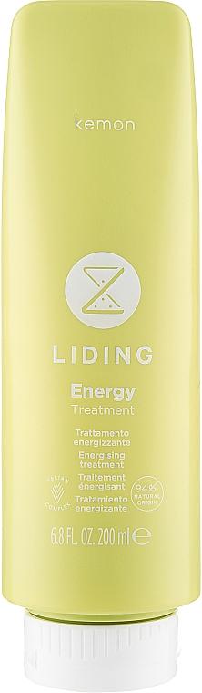 Energiespendende Behandlung für Kopfhaut und Haar - Kemon Liding Energy Treatment — Bild N1