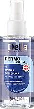 Düfte, Parfümerie und Kosmetik Erfrischendes Spray für Gesicht, Hals und Dekolleté - Delia Dermo System