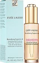 Düfte, Parfümerie und Kosmetik Feuchtigkeitsspendendes und nährendes Gesichtsöl - Estee Lauder Revitalizing Supreme + Nourishing & Hydrating Dual Phase