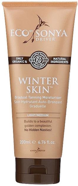 Feuchtigkeitsspendender gradueller Selbstbräuner für Körper und Gesicht - Eco by Sonya Eco Tan Winter Skin — Bild N1